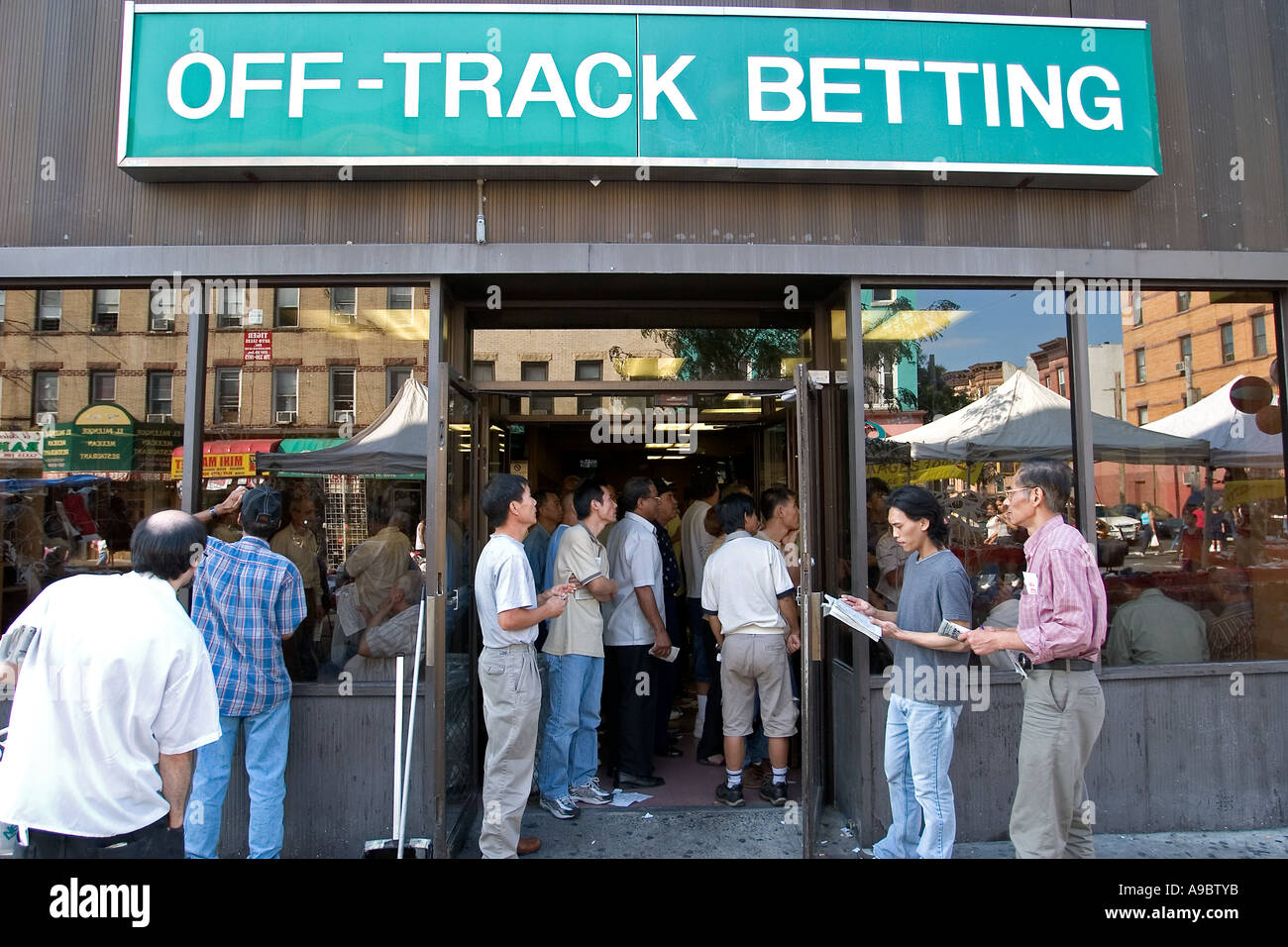 Otb betting locations nyc professional betting predictions nfl