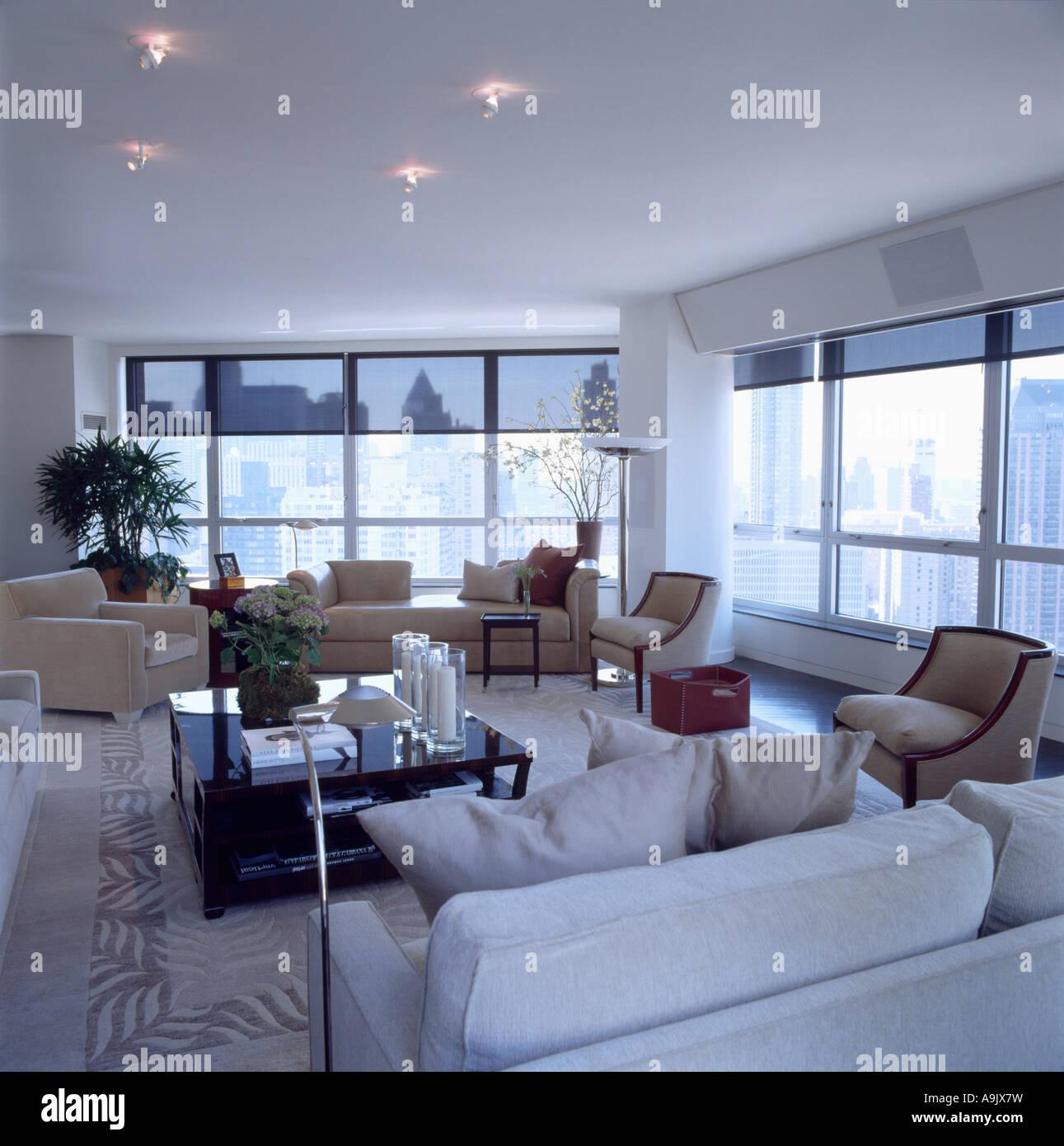 Fantastisch Modernes Wohnzimmer Rote Couch Bilder - Heimat Ideen ...