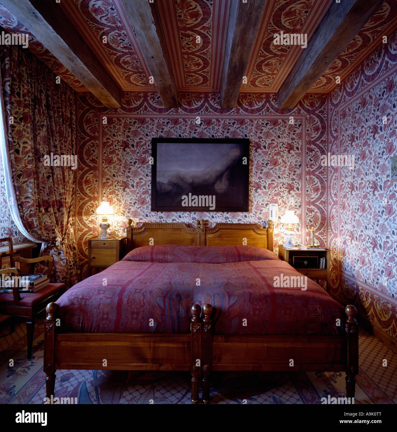 Lampe Schlafzimmer Rosa. Biber Bettwäsche Kindermotiv