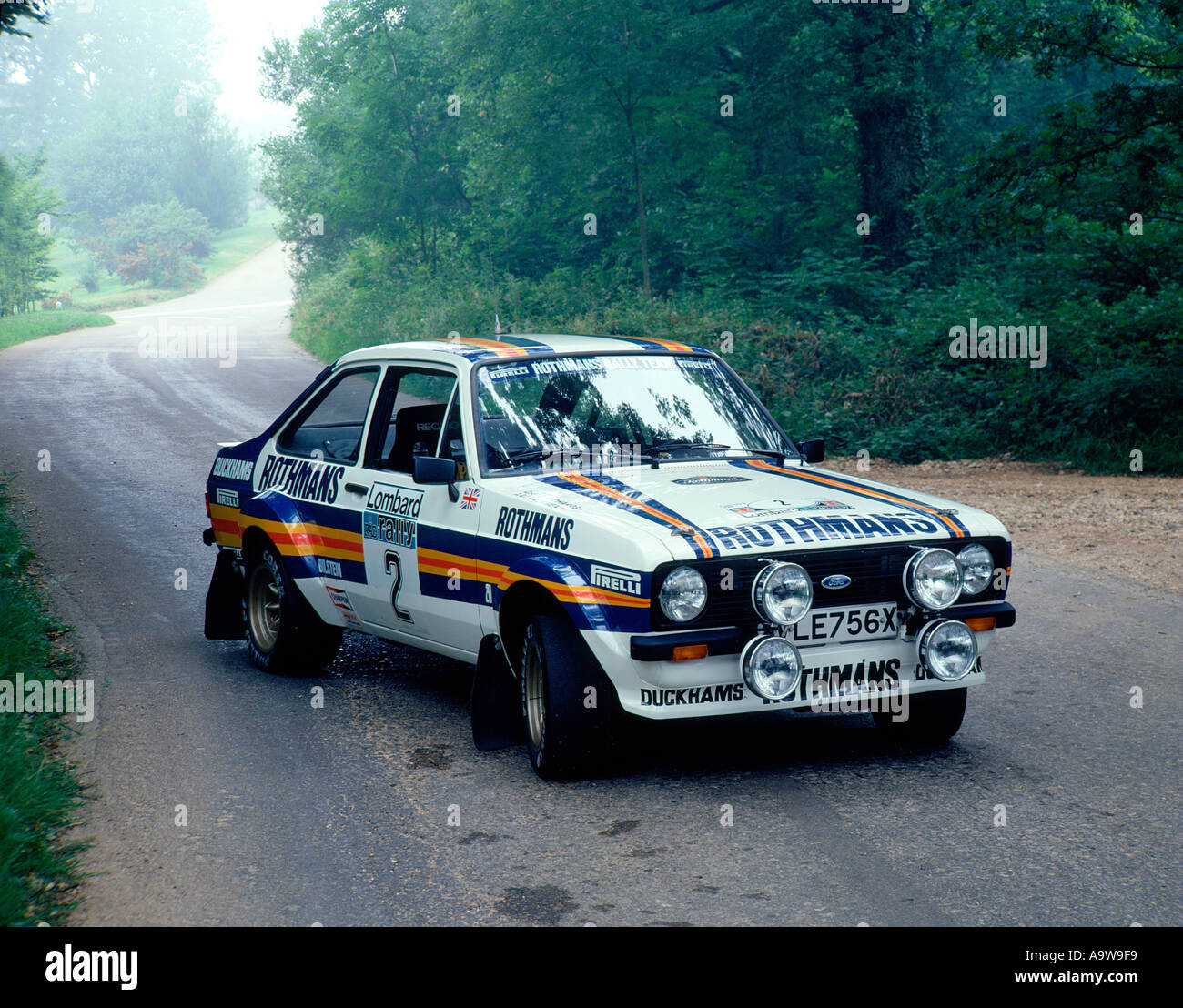 1981 ford escort rs1800