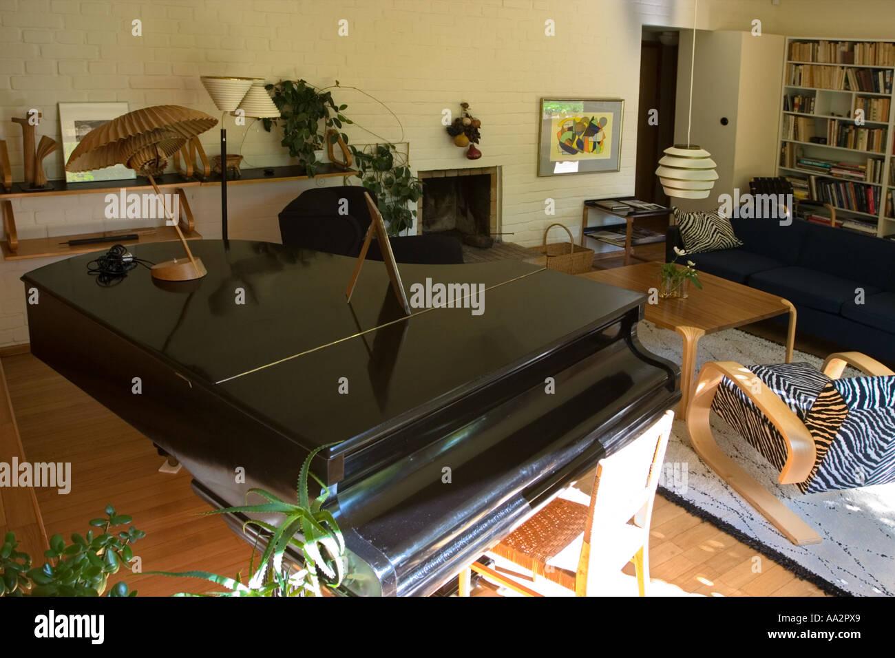 aalto interior stockfotos aalto interior bilder alamy. Black Bedroom Furniture Sets. Home Design Ideas