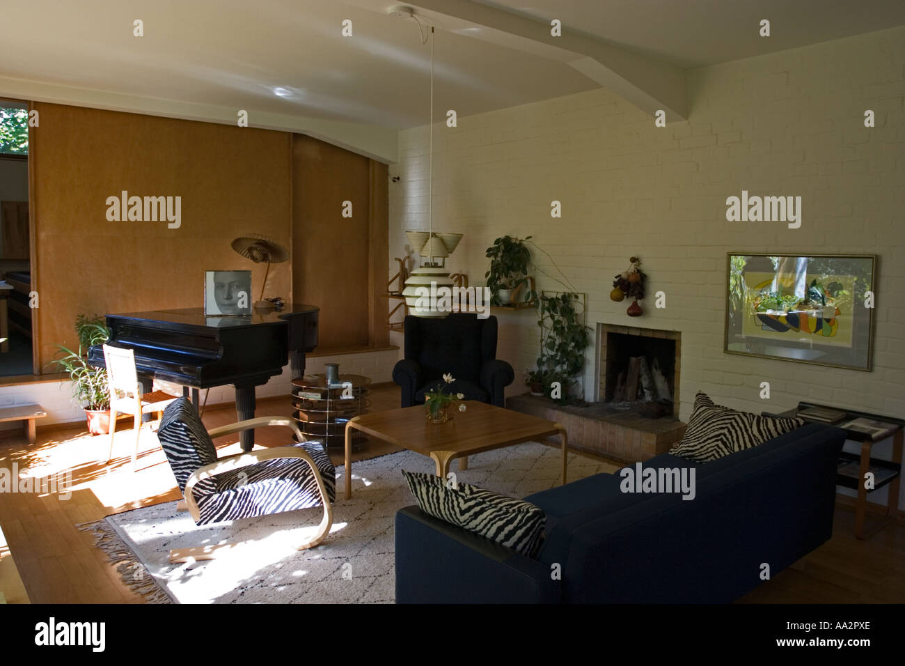 aalto interior stockfotos aalto interior bilder alamy. Black Bedroom Furniture Sets. Home Design Ideas