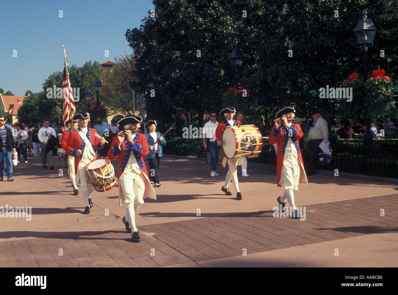 Lake Buena Vista, Florida, Orlando, Disney World, FL, AJ13988 Stockfoto