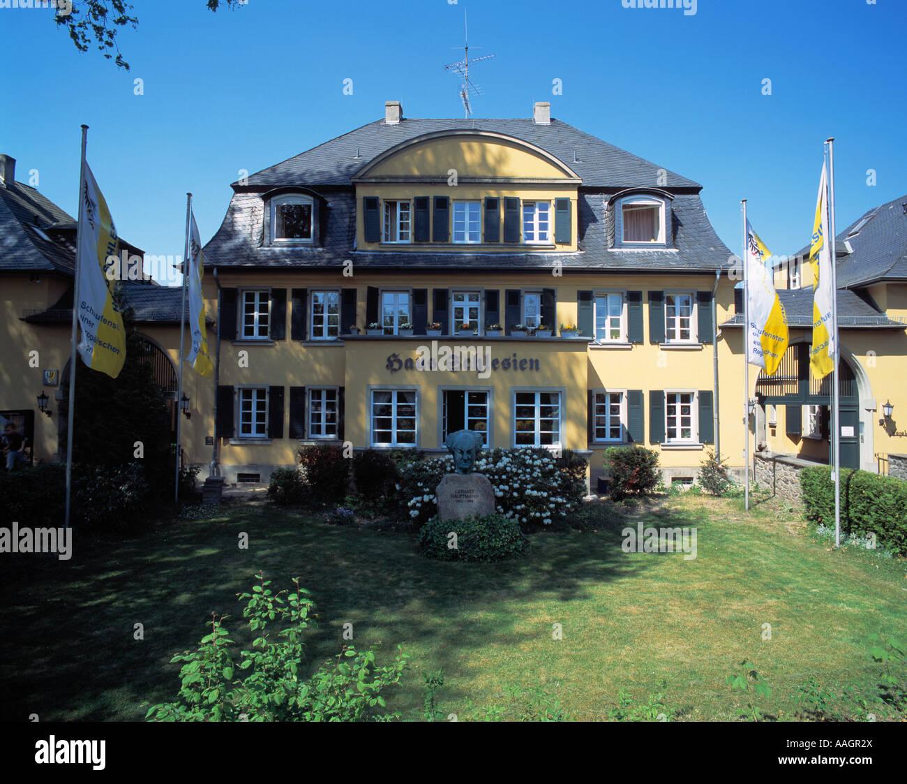 Haus Schlesien In Konigswinter Naturpark Siebengebirge Nordrhein