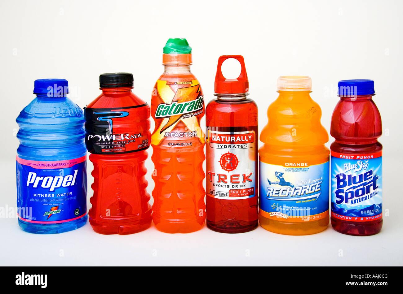 Elektrolyt Drinks (C6625, Powerade, gatorade Trek, aufladen, und ...