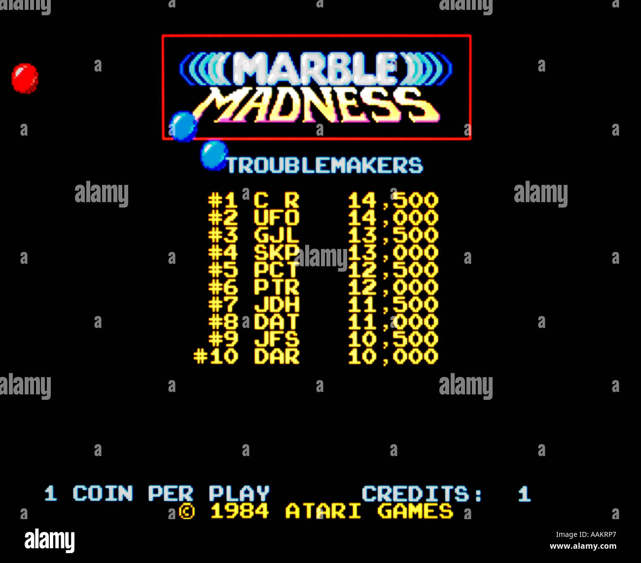 Madness Spiele