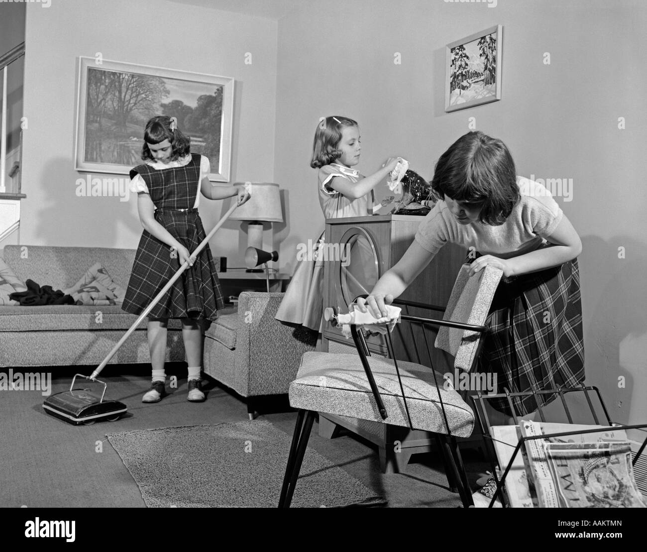 1950s Living Room Stockfotos & 1950s Living Room Bilder - Seite 3 ...