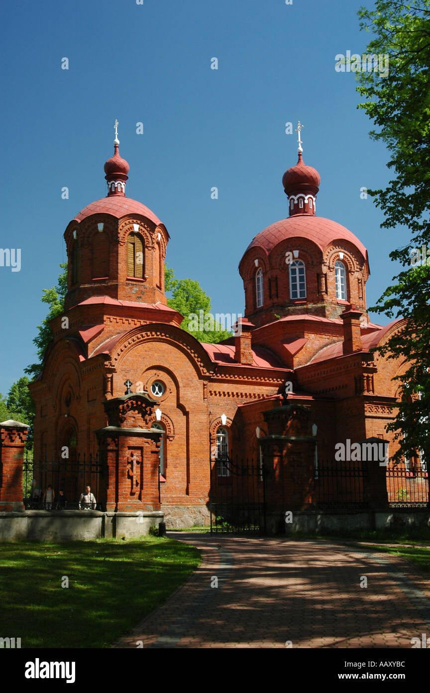 cerkiew brickwork orthodox church st stockfotos cerkiew. Black Bedroom Furniture Sets. Home Design Ideas