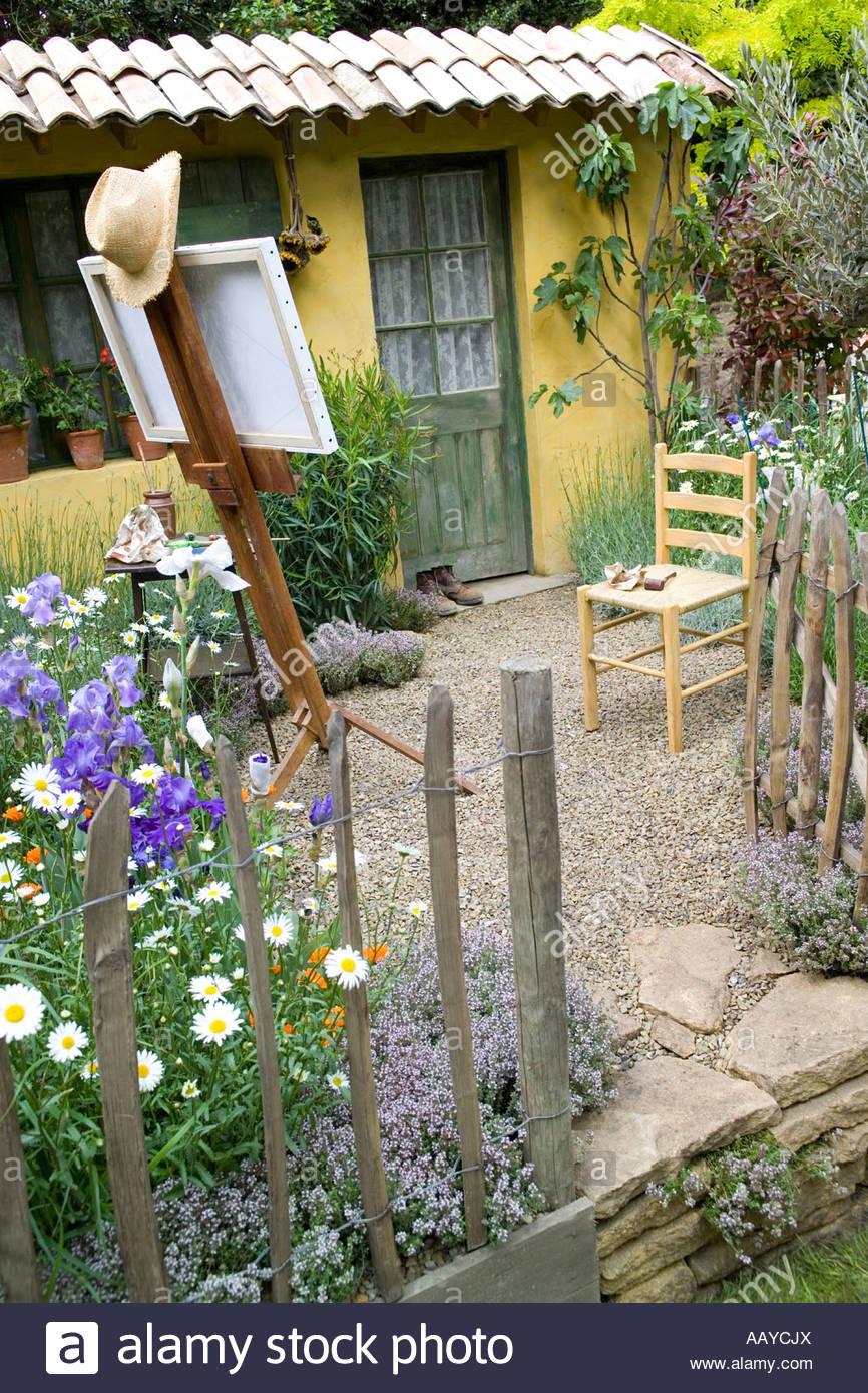 Le Jardin de Vincent Design von Patricia Thirion Janet Ehre RHS ...
