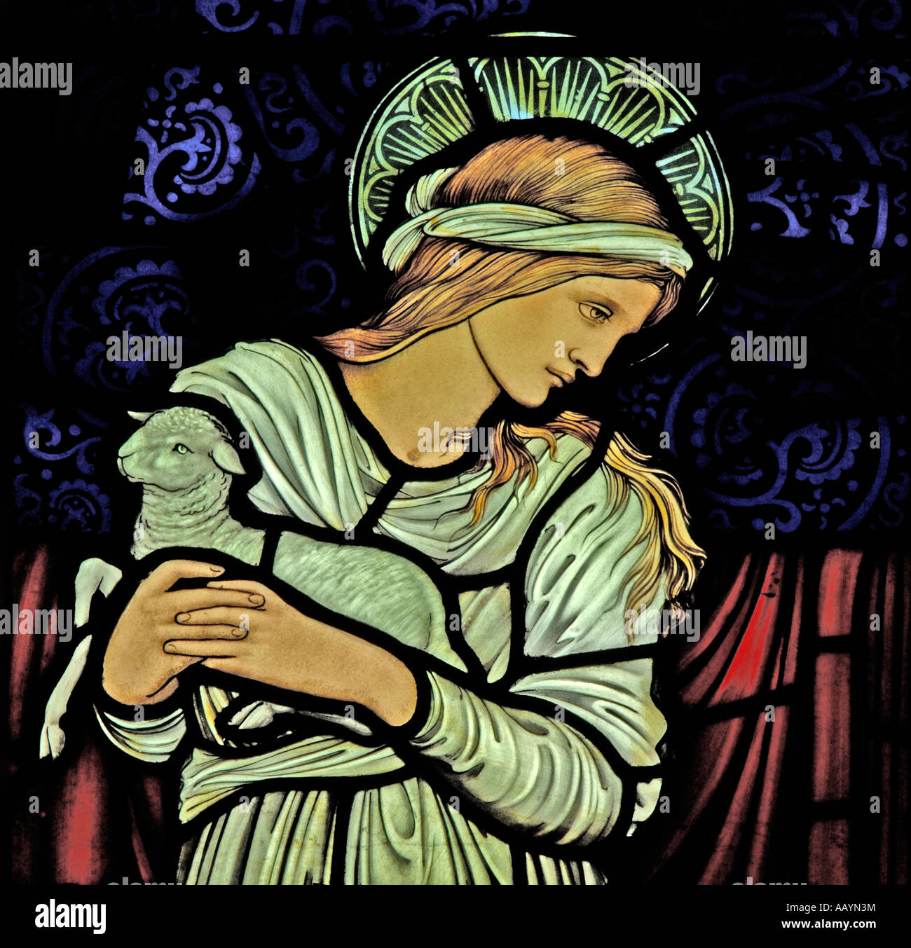 Wunderbar Saint Agnes Färbung Seite Ideen - Beispielzusammenfassung ...