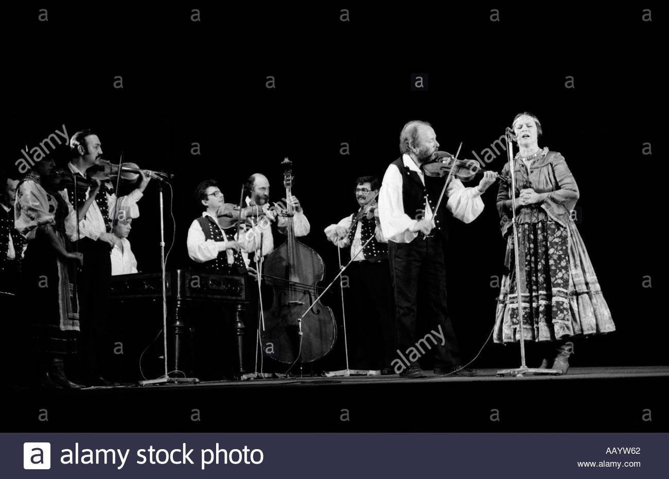 Kolumbianische Volksmusik