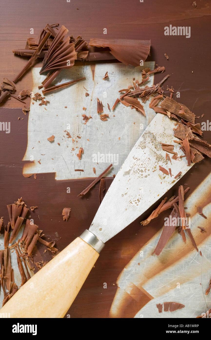 Macht Schokolade locken FoodCollection Stockfoto