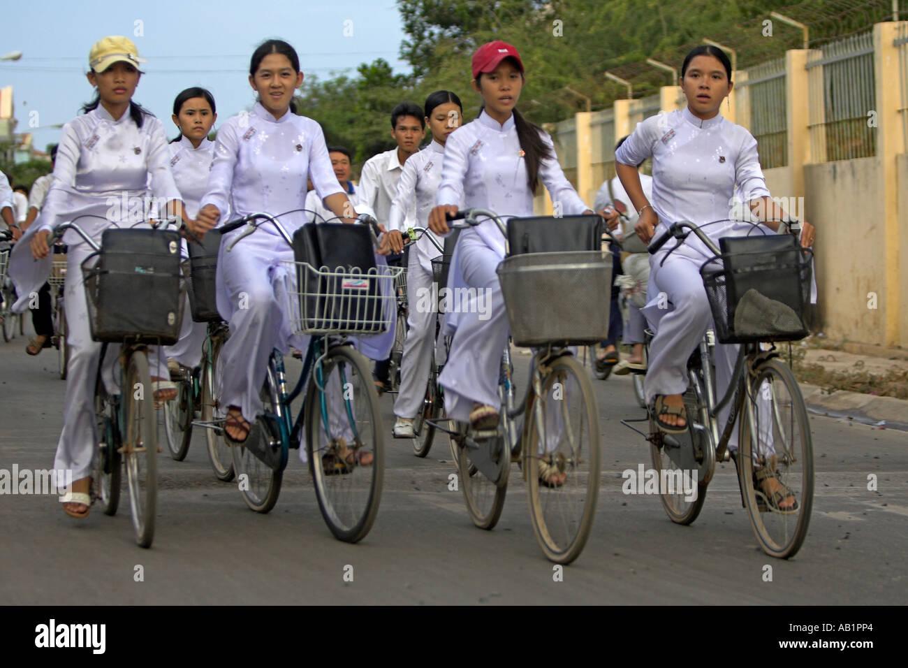 Mädchen Vietnam
