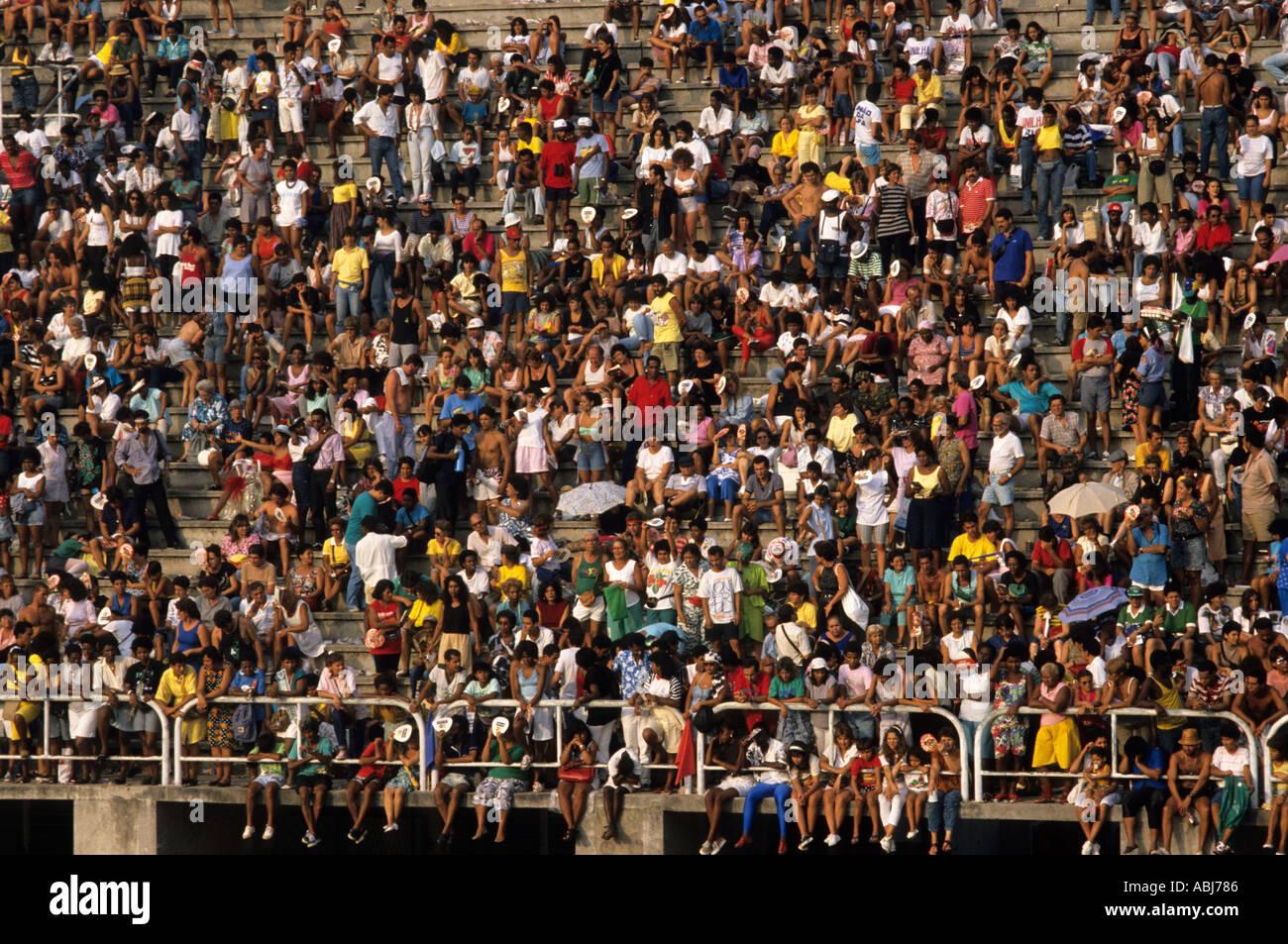 Brasilien Unfaires Publikum