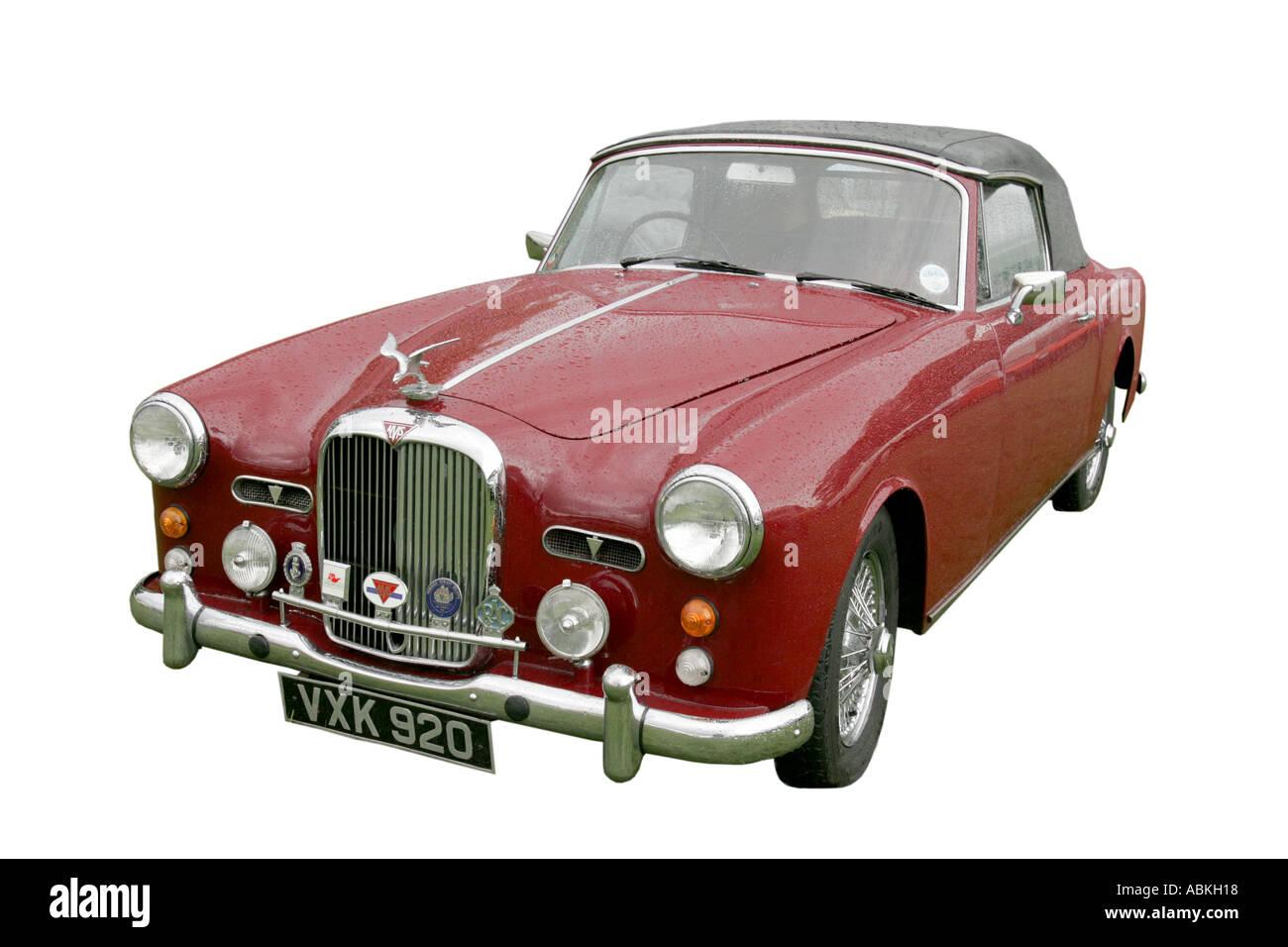 alten Sport Auto klassische Geschichte Fahrzeug Vintage Antipoden ...