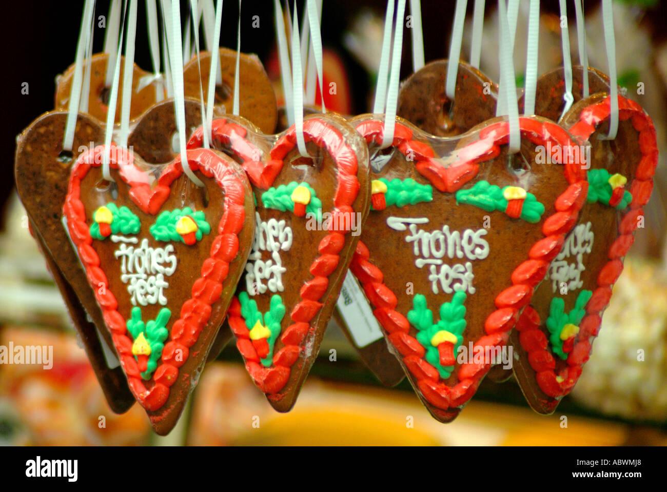 Weihnachtsmarkt Lebkuchen
