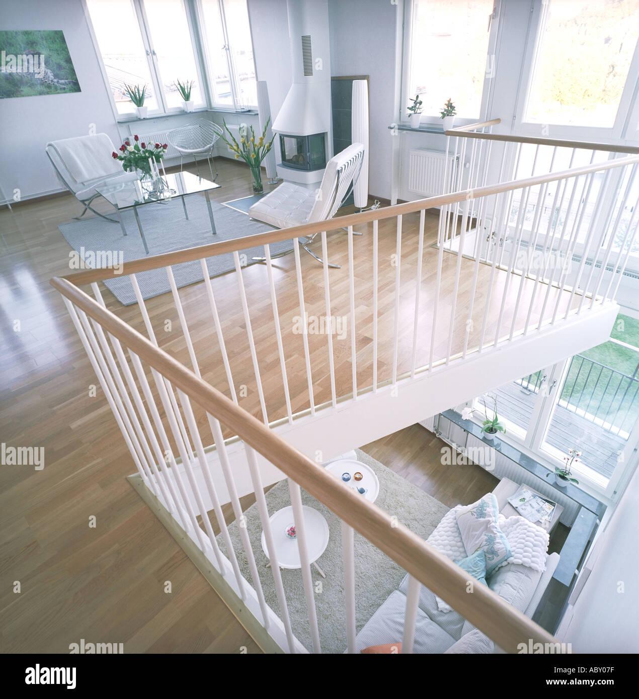 Modern, Trendy, Innenraum, Lifestyle, Schwedisch, Skandinavisch ...