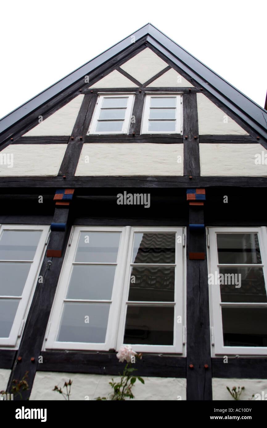 Holzhaus Bremen ein holzhaus im schnoorviertel bremen deutschland stockfoto bild