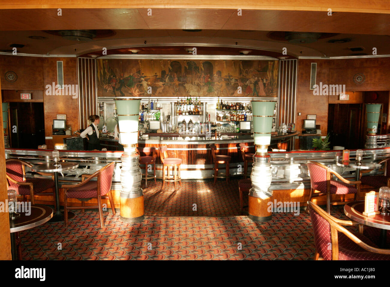 Art deco lounge hotel de castillion bruges west flanders