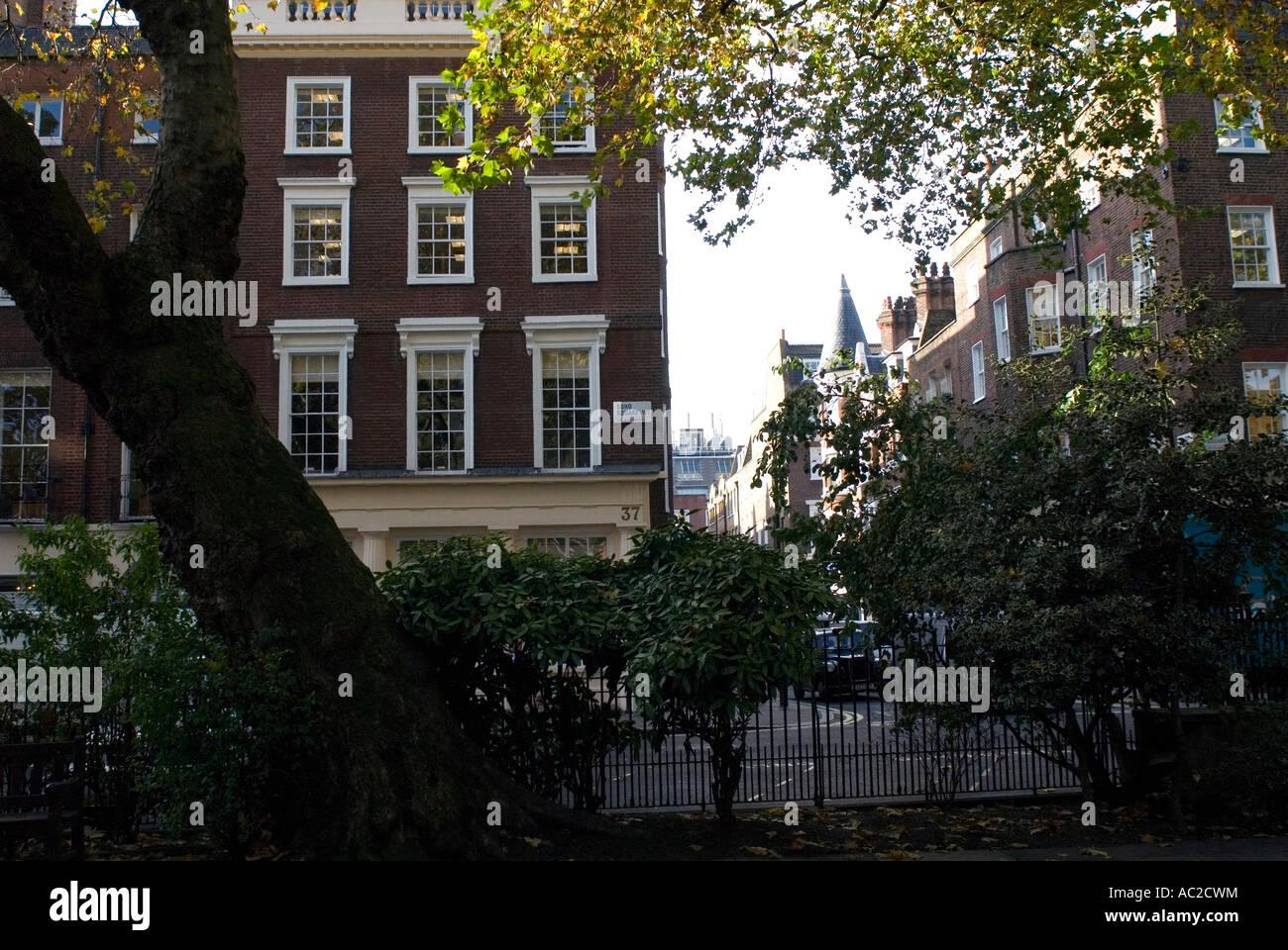 Wohnungen, Europa, London, Wiederholung Architektur, Nachbarschaft ...
