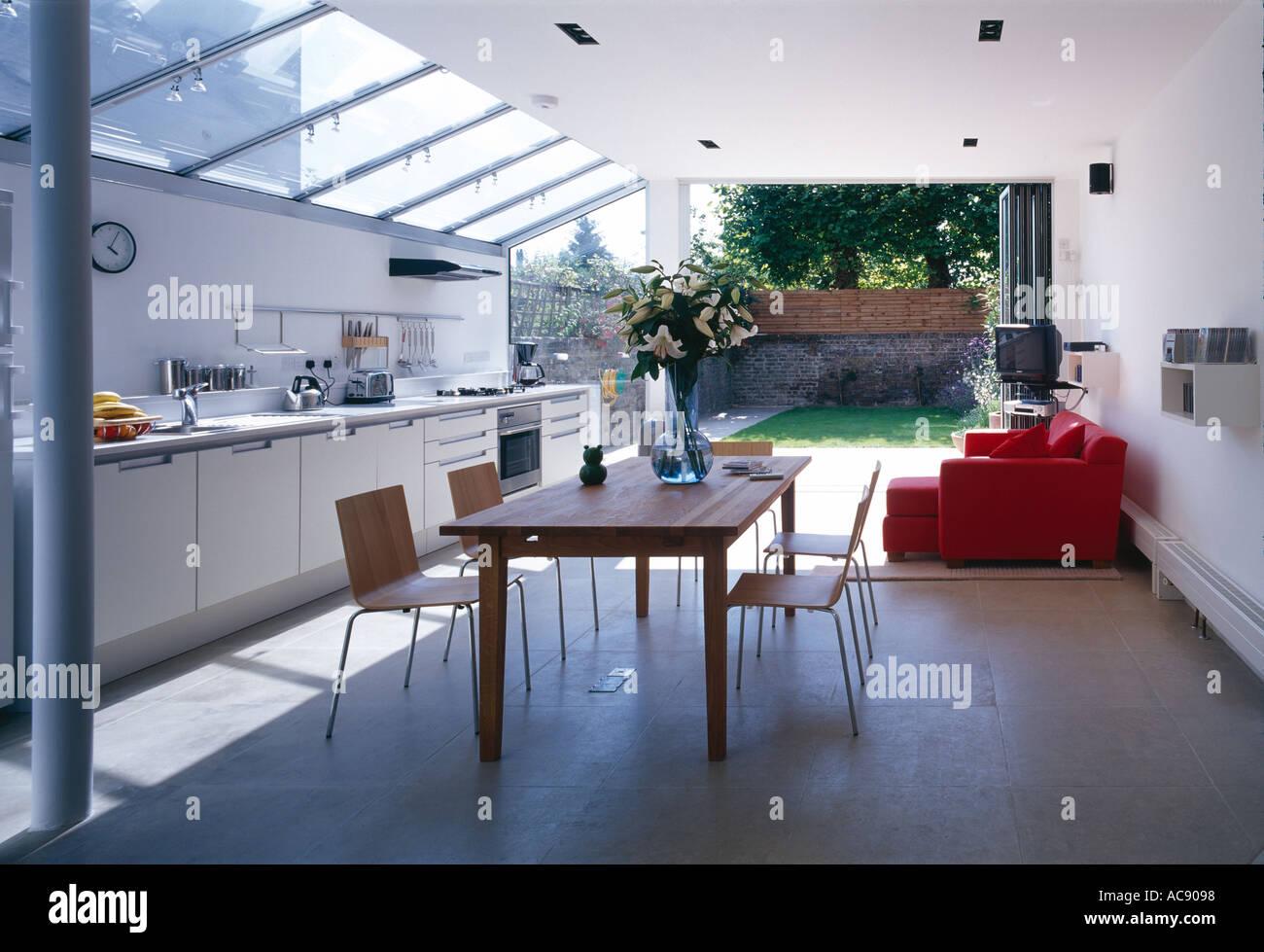 Moderne Pflanzgefäße Terrasse offenbach haus moderne umbau und erweiterung wohnbereich