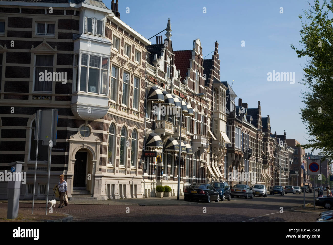 Historische architektur in middelburg stadt in holland for Architektur niederlande