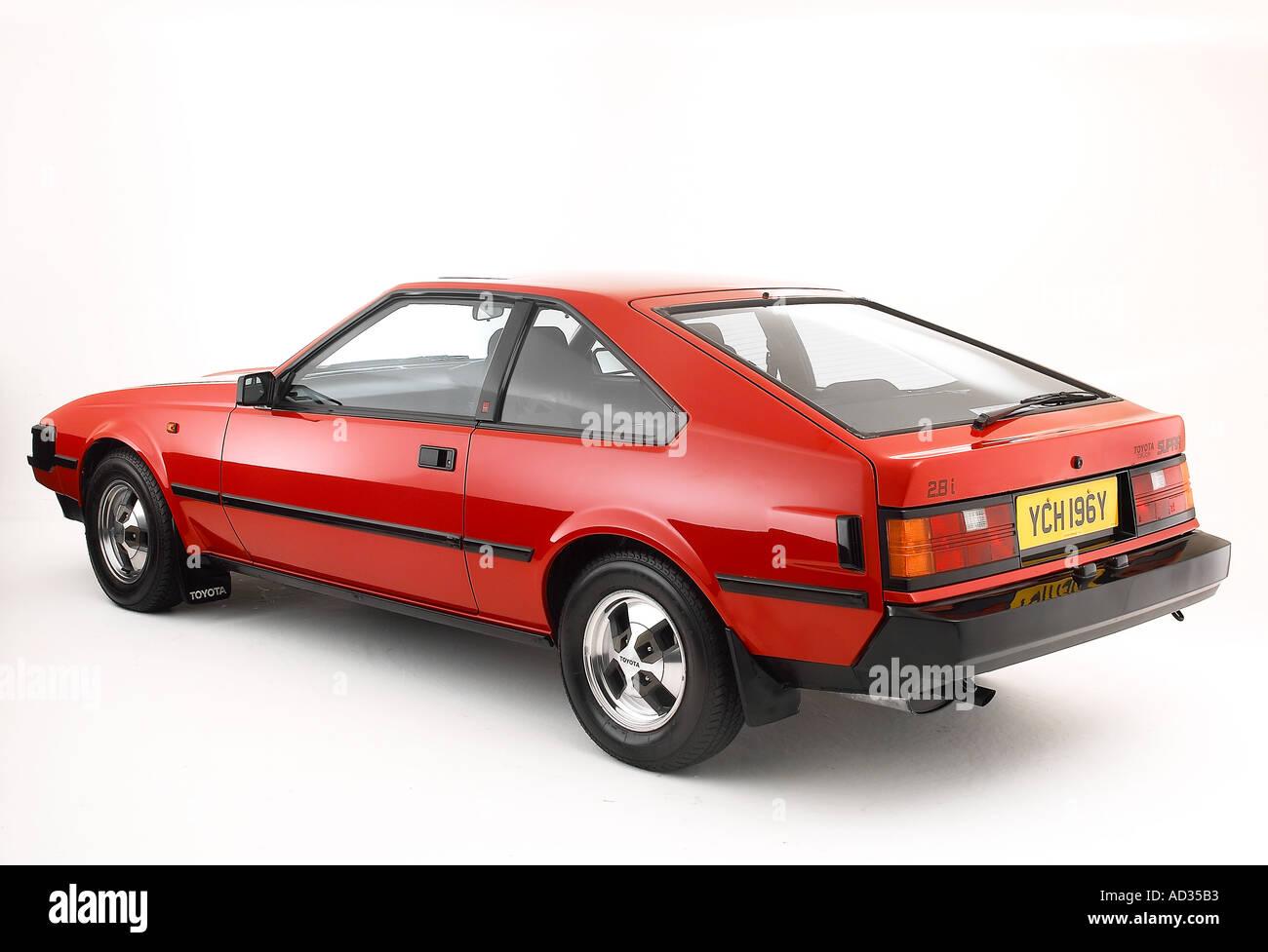 1983 Toyota Celica Supra Stockfoto Bild 865715 Alamy