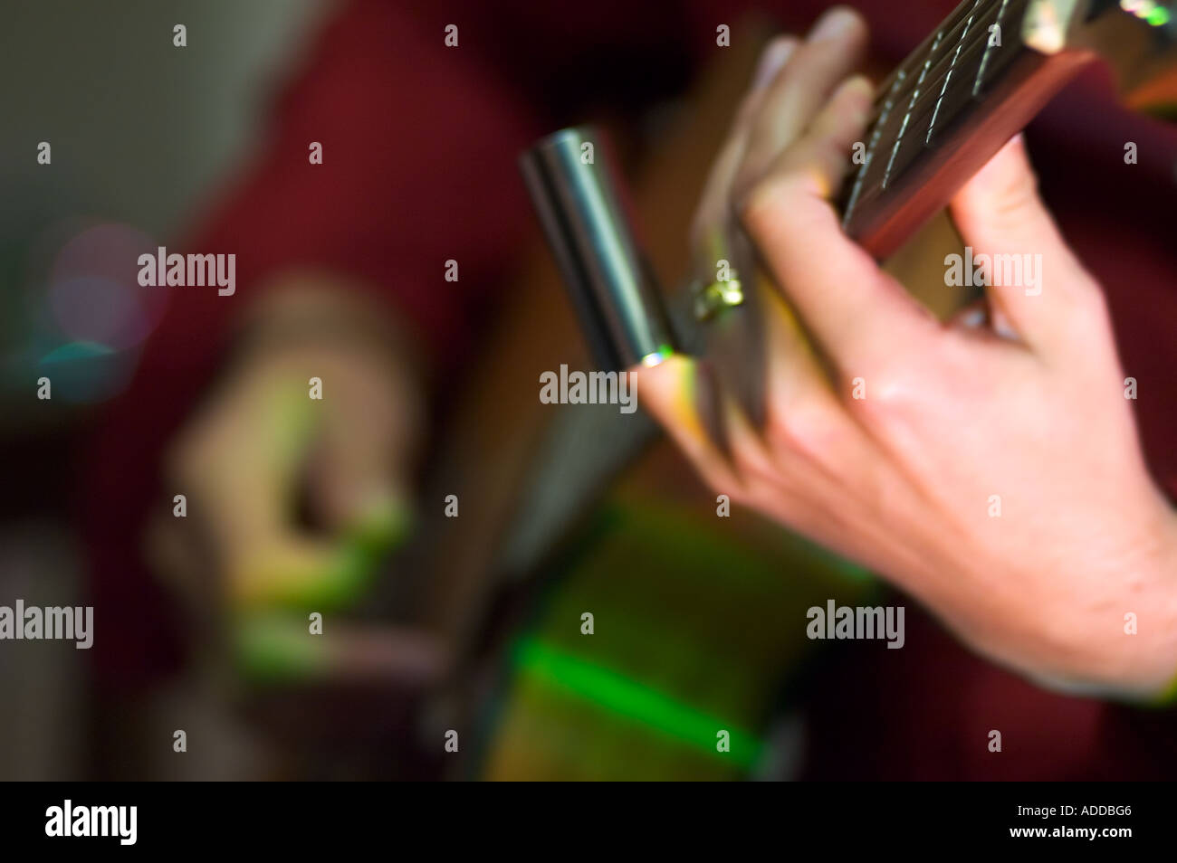 ein Konzert Stockbild