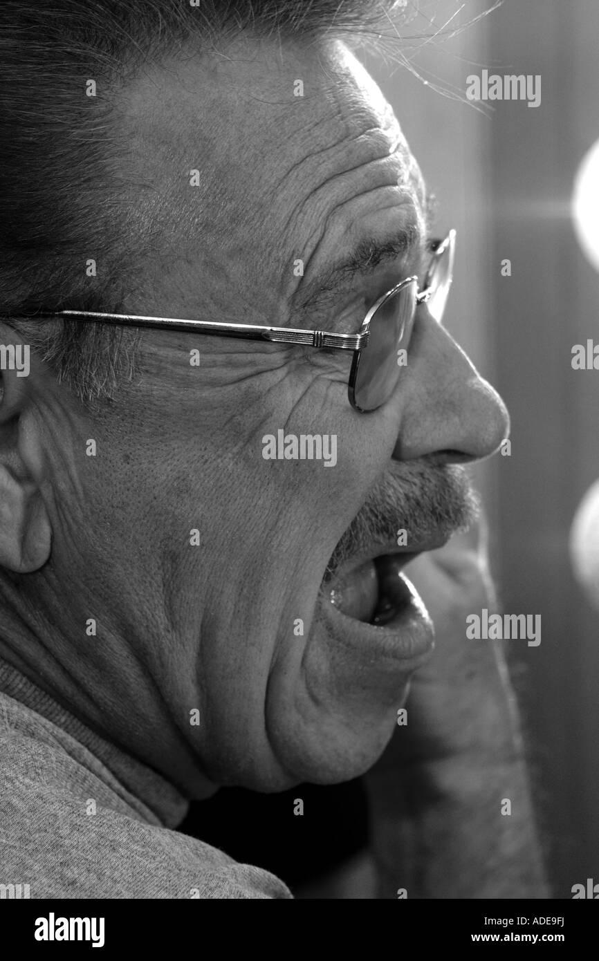 Kopfschüsse aus Profil