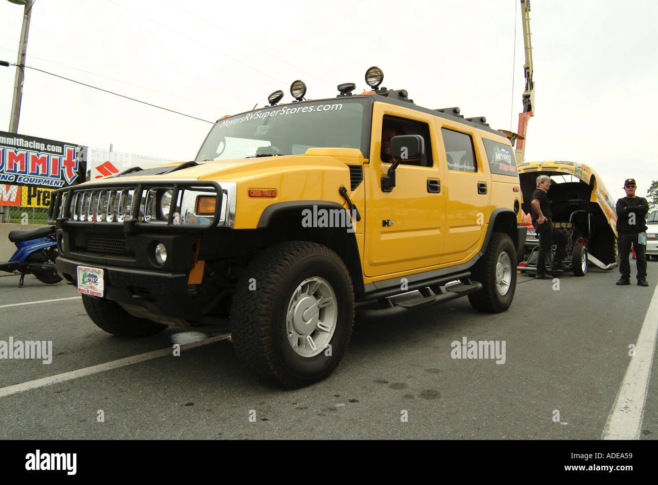 Hummer H12 amerikanisches Auto SUV Armee Vechical Auto Gas ...   gm hummer