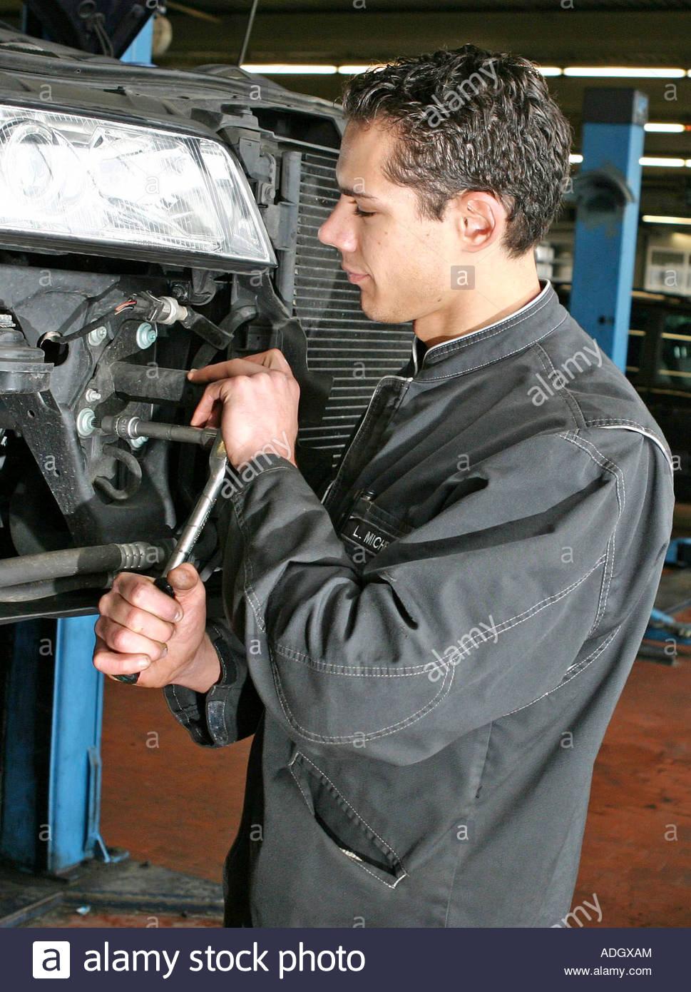 BBW und Mechaniker