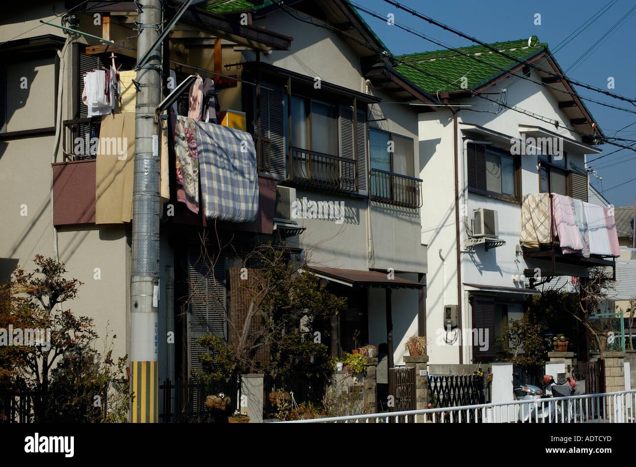 Japanische Häuser typische japanische häuser kyoto stockfoto bild 7708092 alamy
