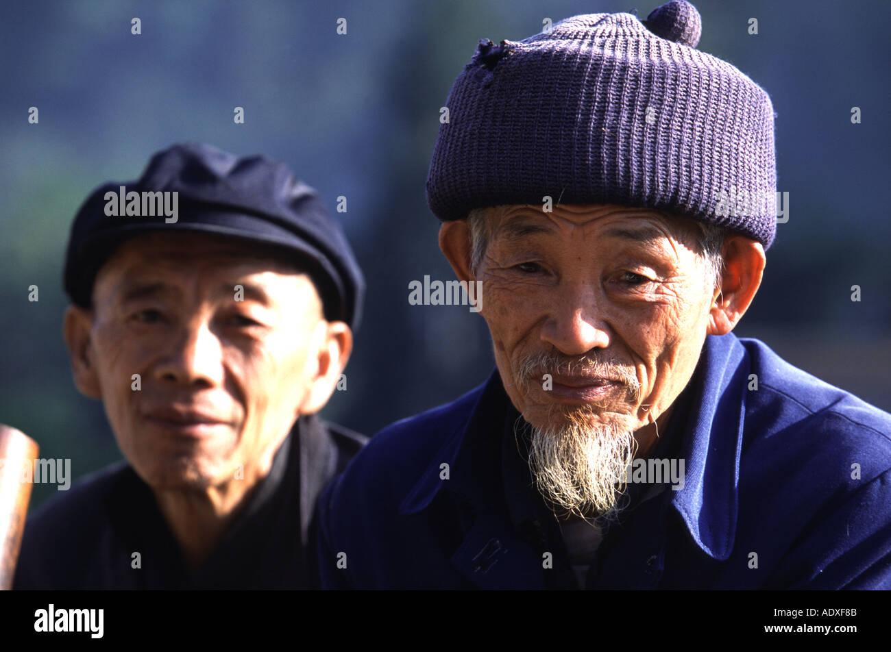 chinesische reife Männer