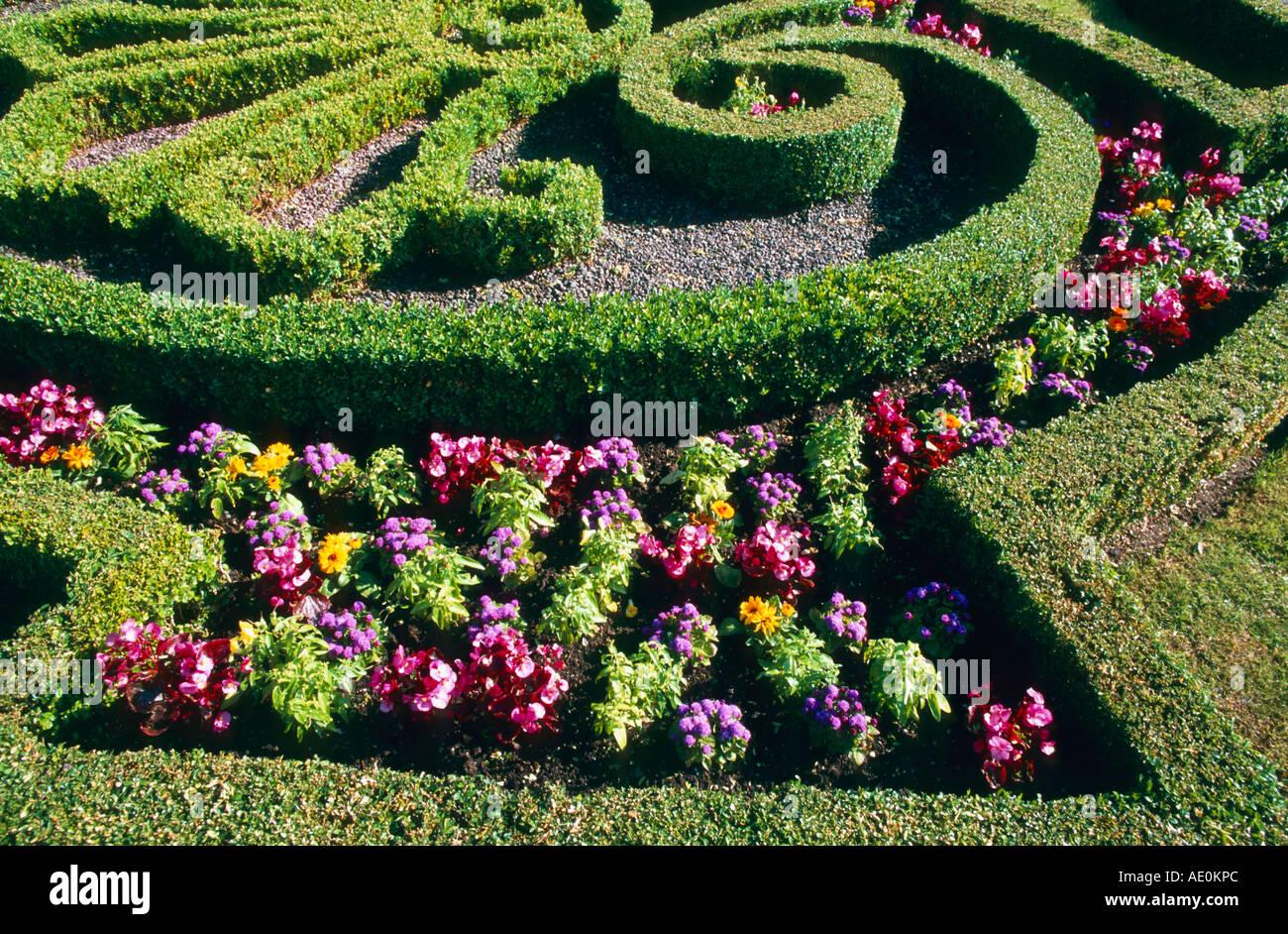 Schöne Garten Aspekt Garten Gartenimpression NRW Nordrhein Westfalen  Niederrhein Garten Im Kloster Kamp