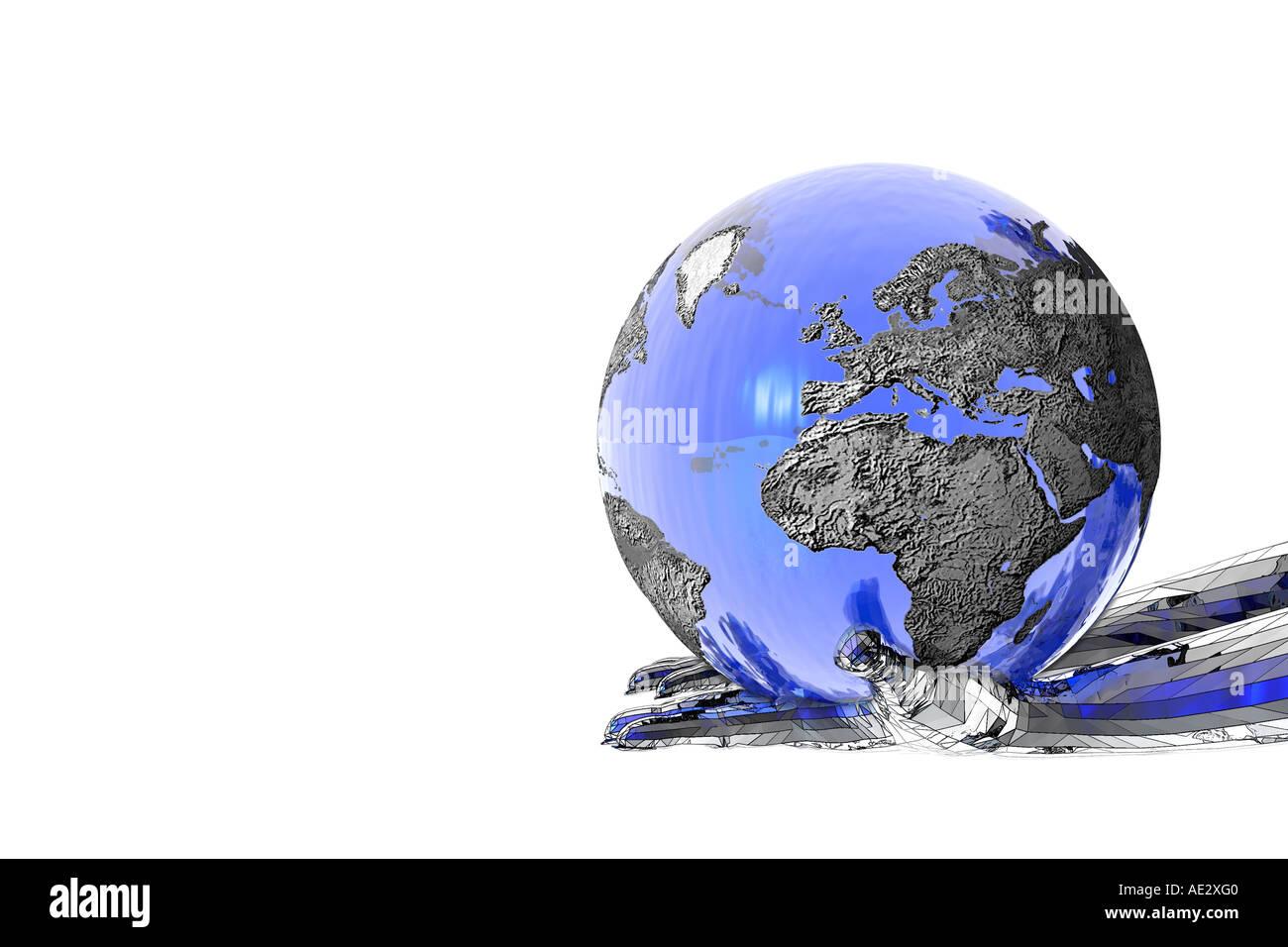 Großartig Half Wire Globus Clipart Ideen - Elektrische Schaltplan ...