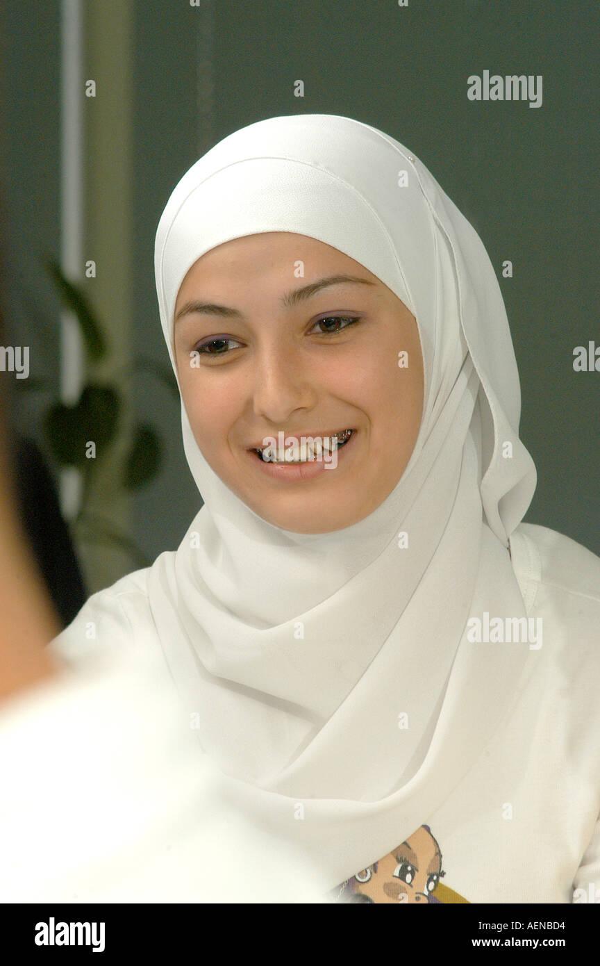 Jordanien muslimische Mädchen