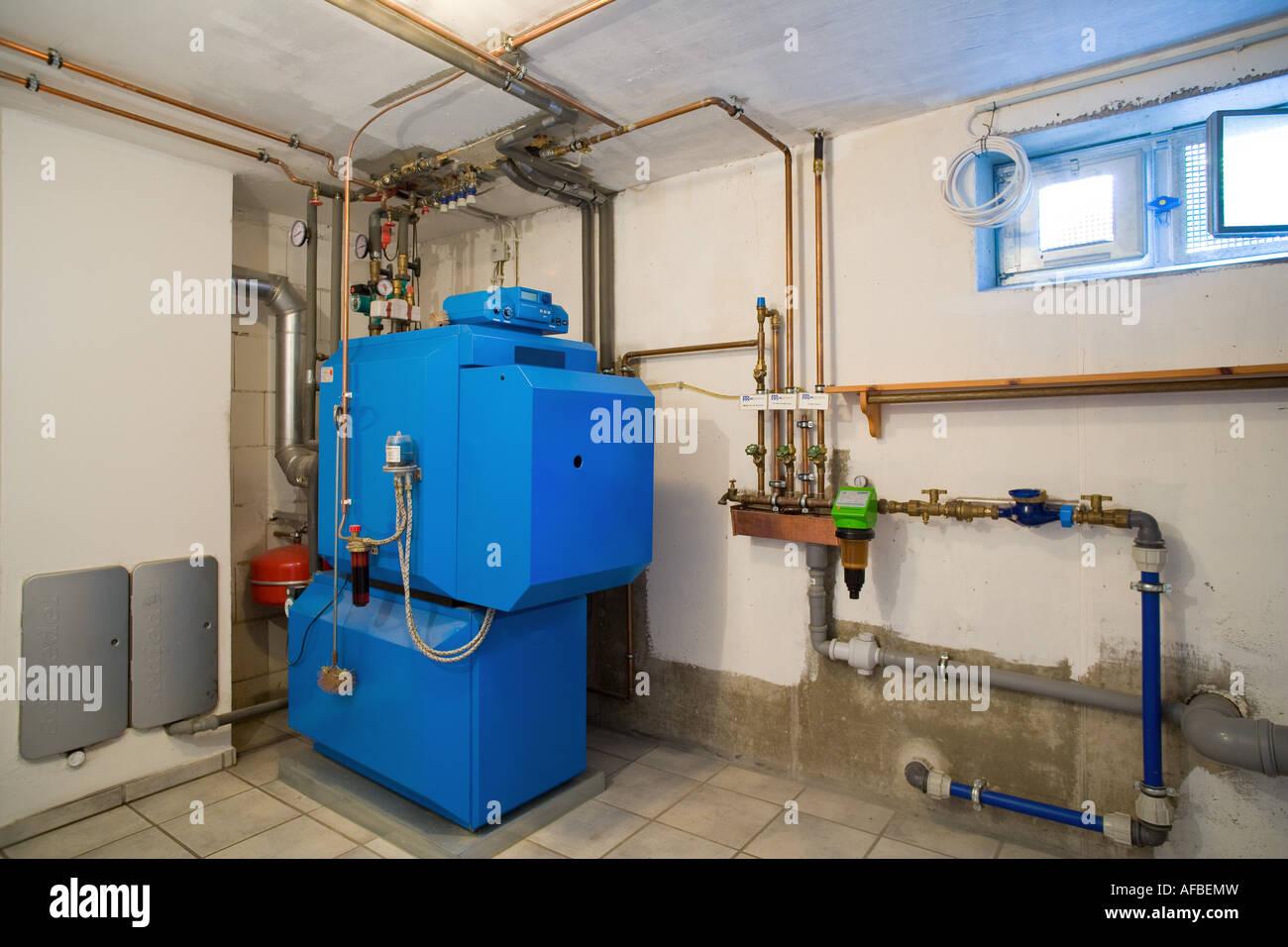 Inside Boiler Room Stockfotos & Inside Boiler Room Bilder - Alamy