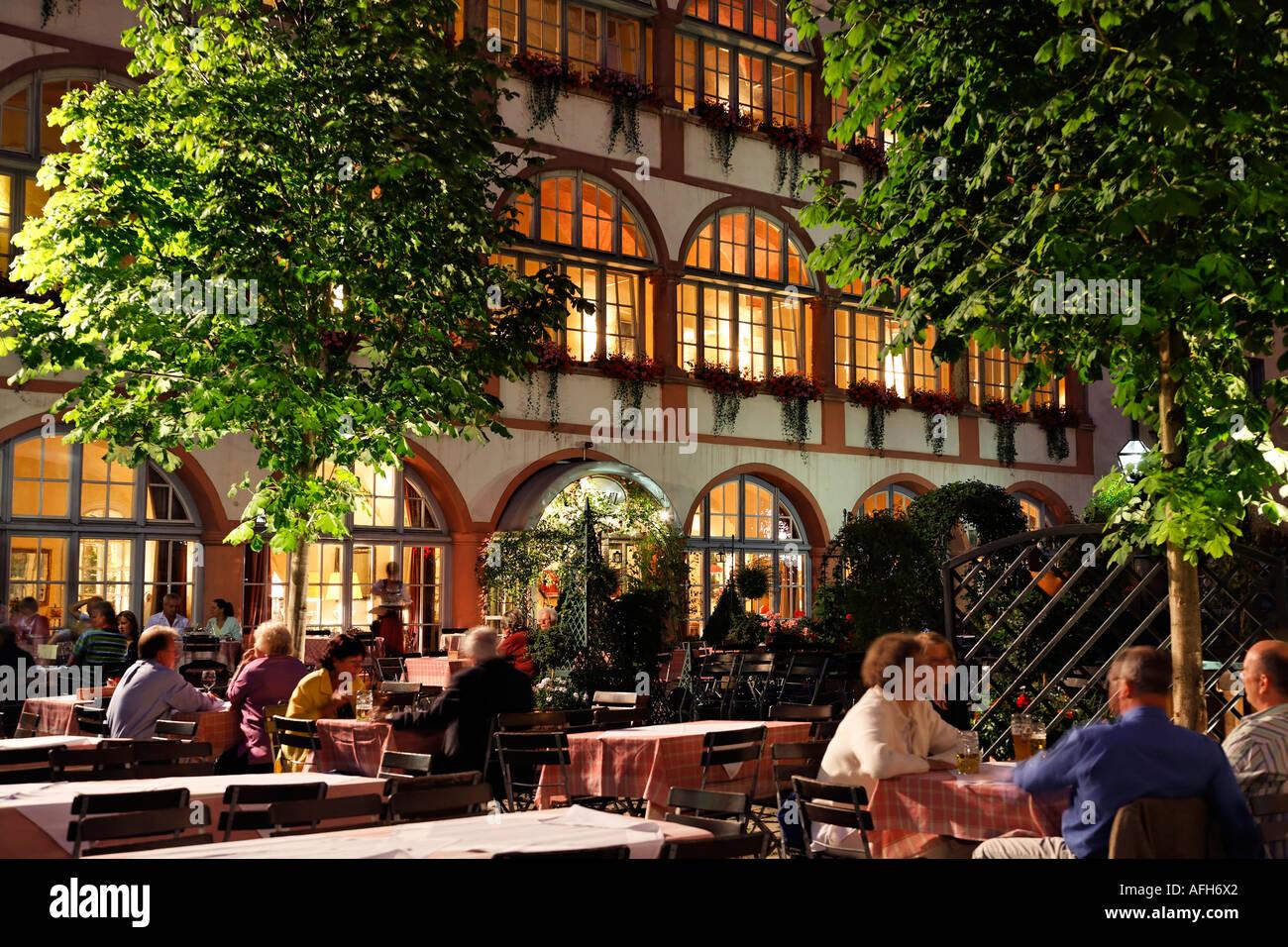 Restaurant Bischofshof Regensburg