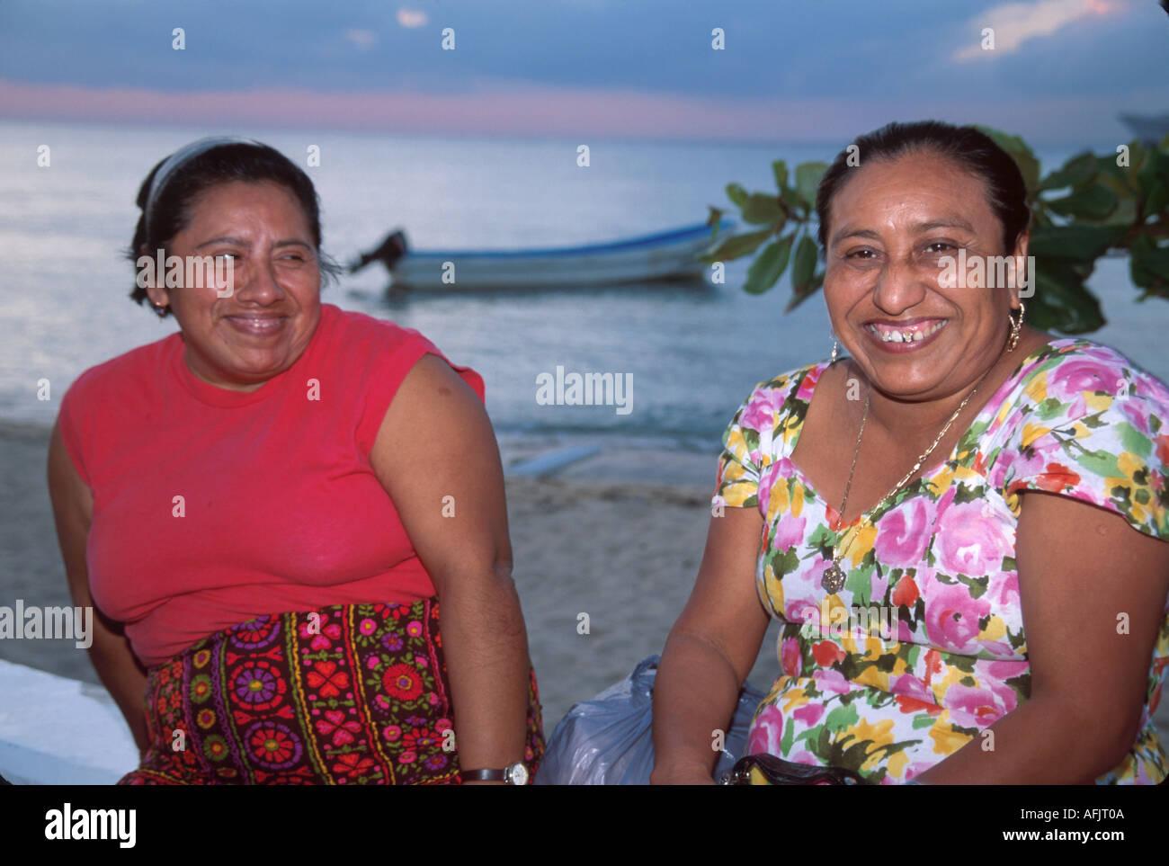 yucatan Frauen