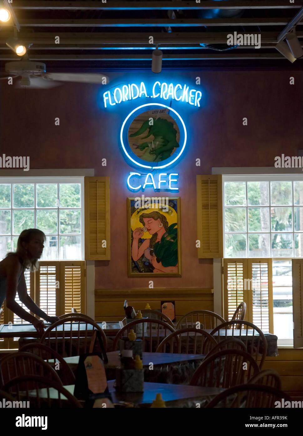 Florida Cracker Cafe Stockfotos & Florida Cracker Cafe Bilder - Alamy