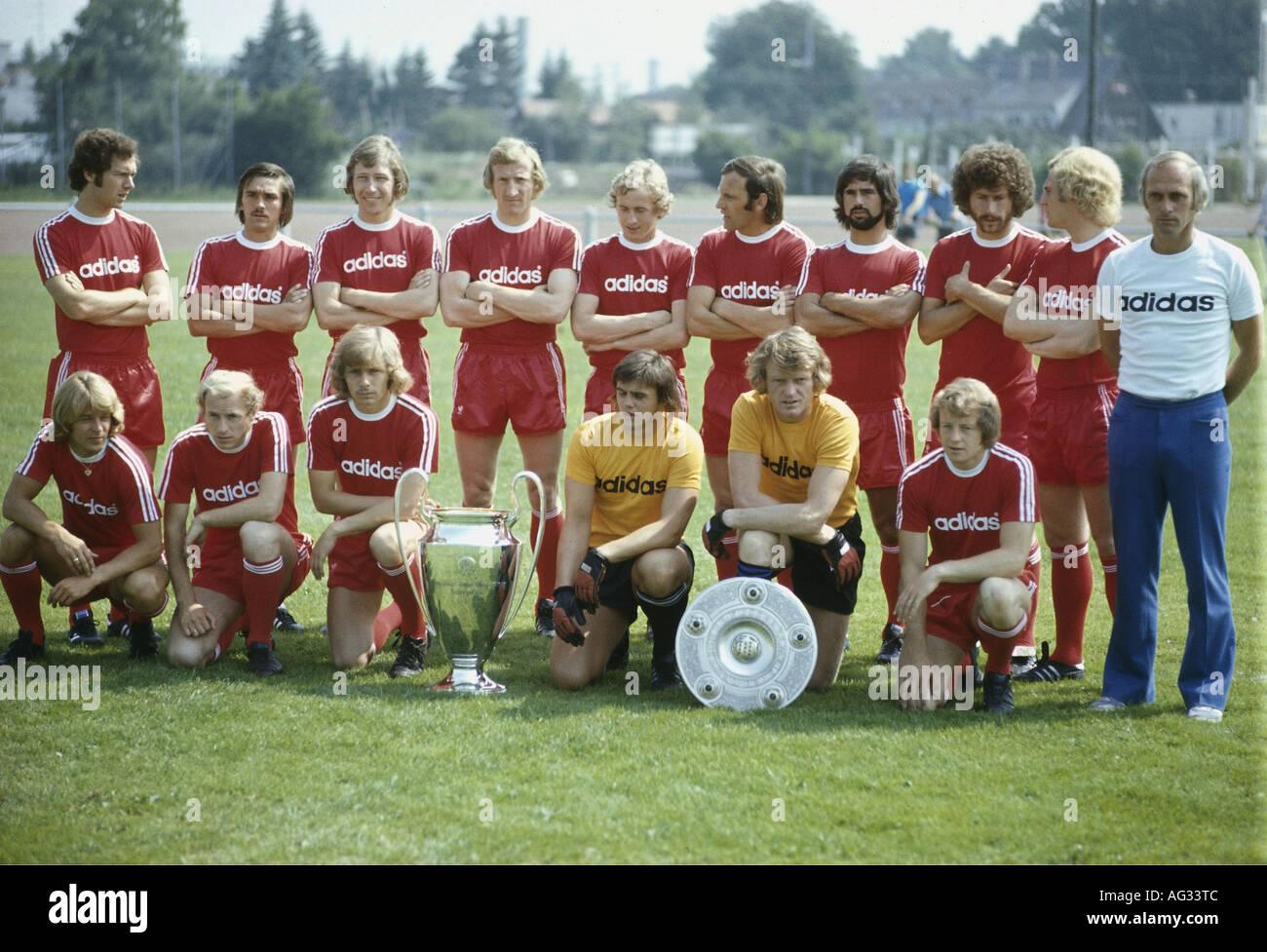 Gerd Muller Bayern Munich Stockfotos & Gerd Muller Bayern Munich ...