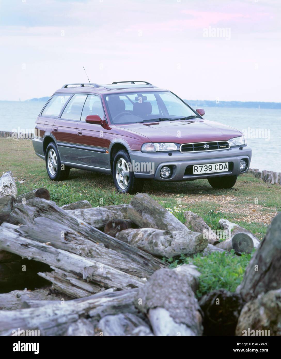 Subaru Legacy Stockfotos Bilder Alamy 1998 Outback Interior Stockbild