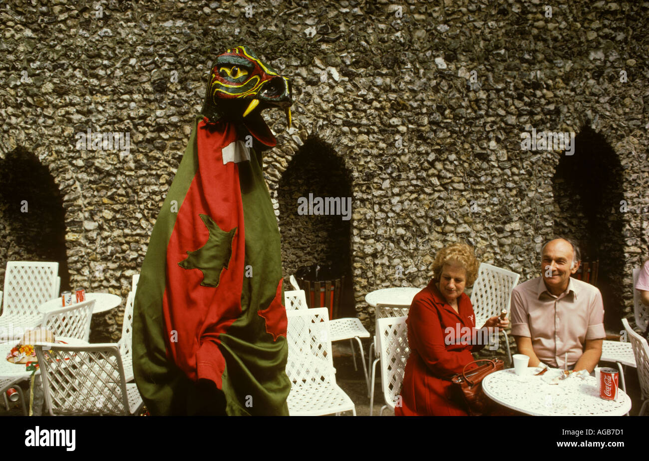 Whitchurch Morris Dancers Buckinghamshire England HOMER SYKES Stockbild