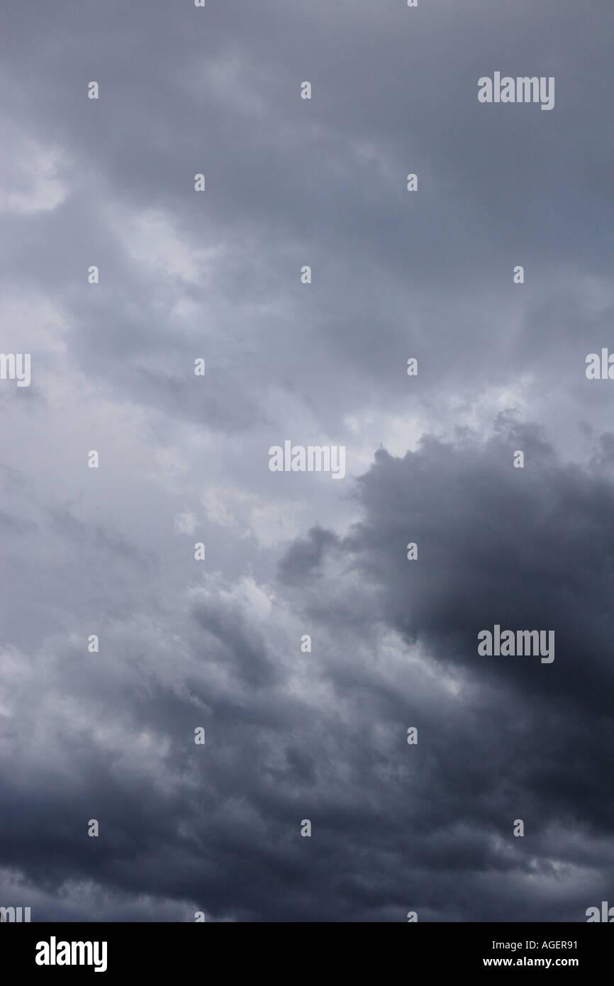 blauer Tempest Storm kostenlos grauen Himmel Wolke ...