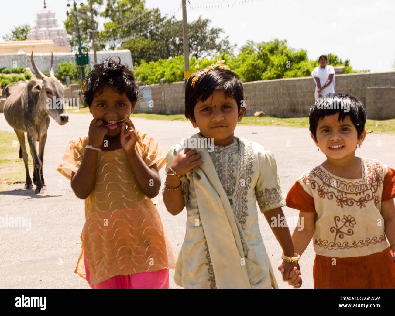 Mysore Mädchen