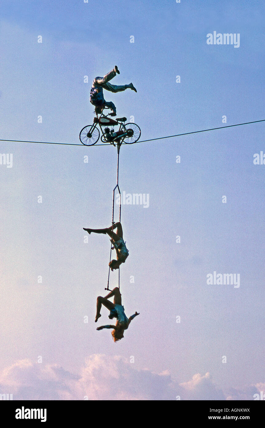 High Wire | High Wire Stockfotos High Wire Bilder Alamy