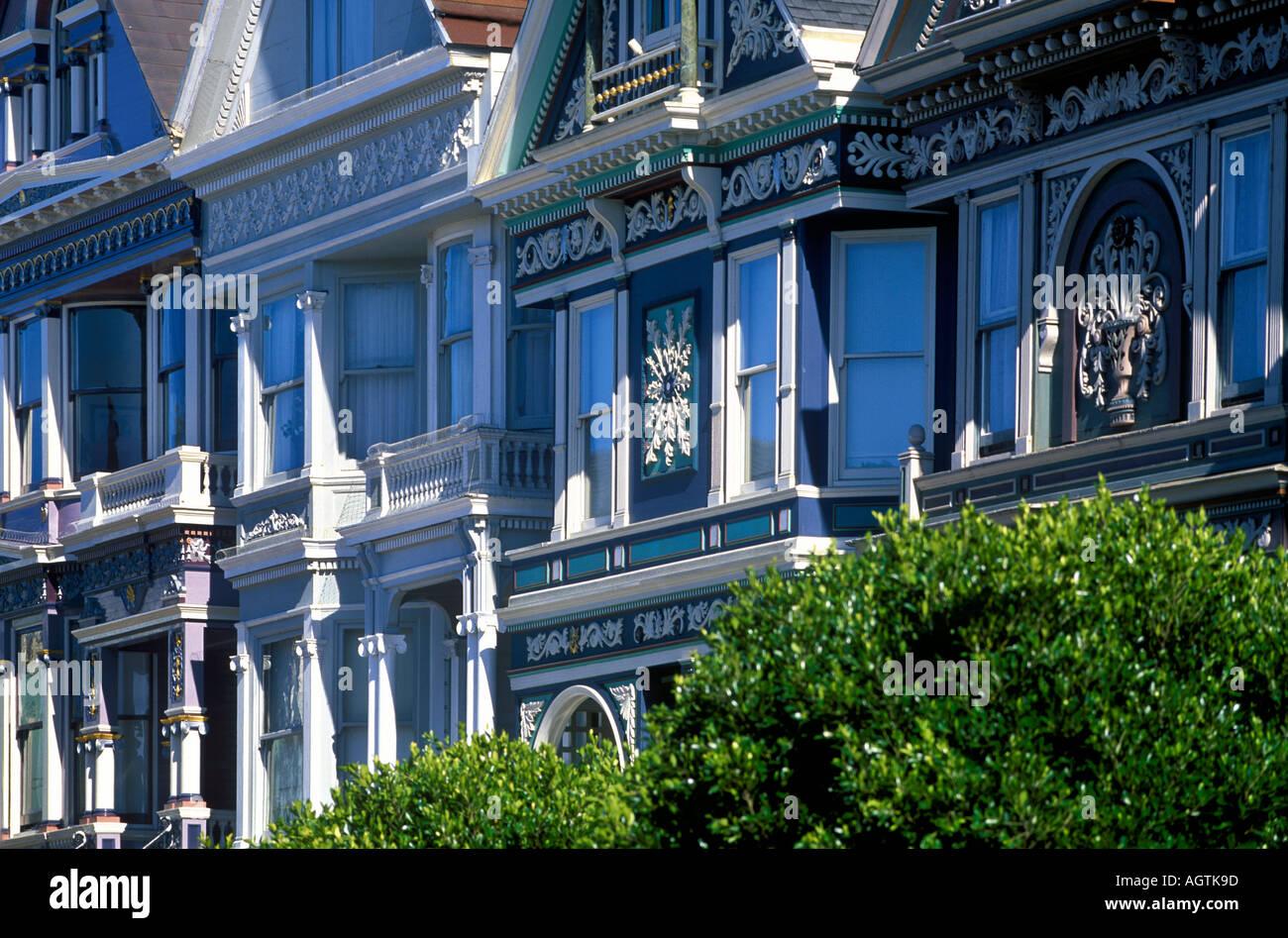 Viktorianisches haus in haight ashbury san francisco for Viktorianisches haus