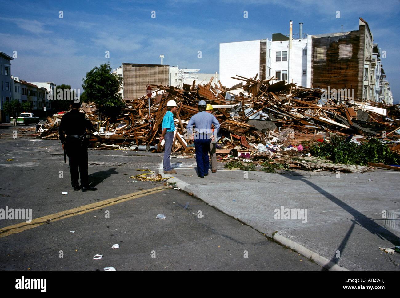 Erdbeben San Francisco