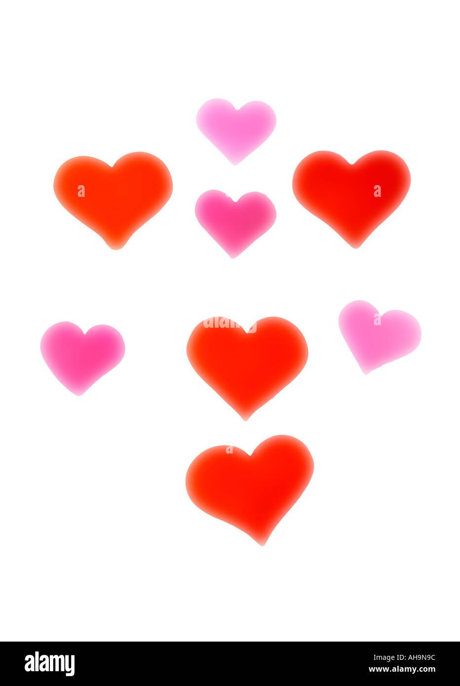 Liebe Herz Herzen, Den Valentinstag Valentinstag Kuss Freund Freundin Datum  Aus Dem Stampfenden Beziehung Frau Mann Di Küsse
