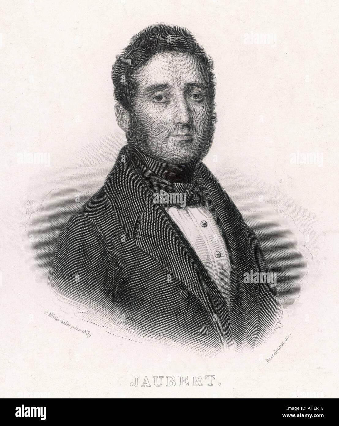Pierre Jaubert Stockbild